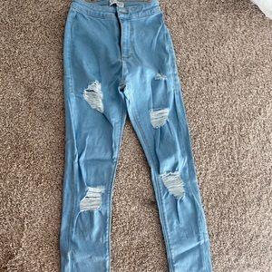 Legend London Ripped Jeans